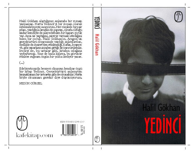 The book cover for Yedini