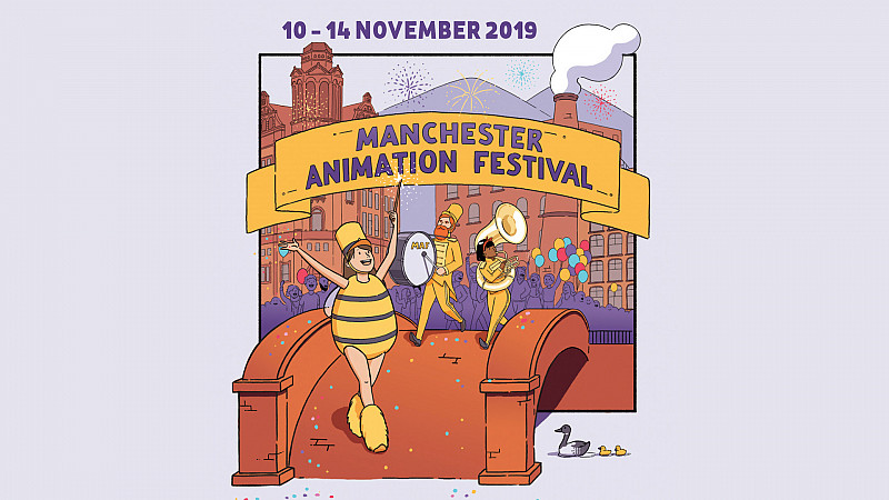 Manchester Animation Festival 2019