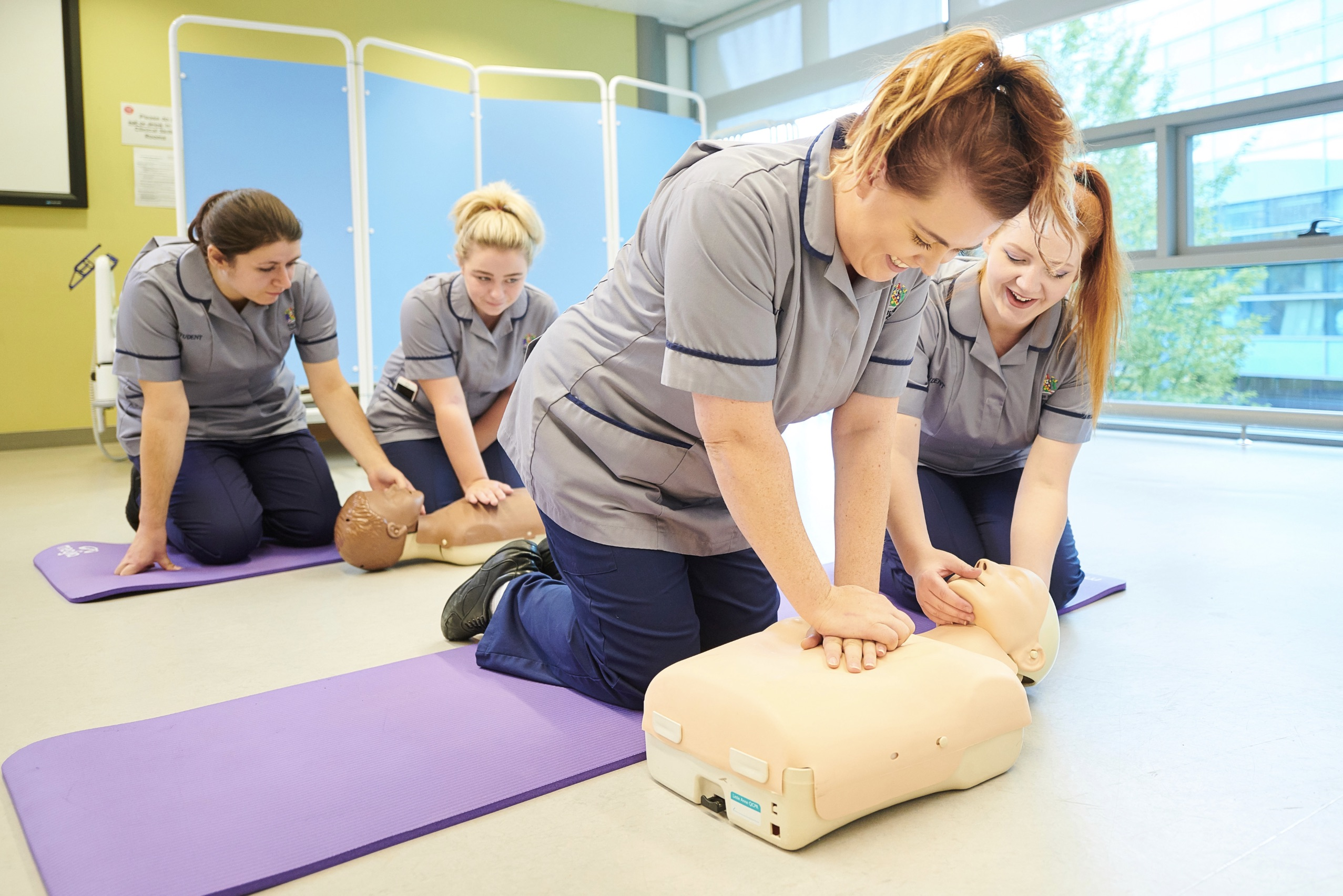 CPR Edge Hill University