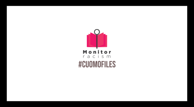 MONITORacism video series: 'The Cuomo Files'