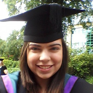 Graduation, the last time I was at Edge Hill but definitely not the final time!