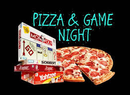 Jigsaw Bury - Looking forward to Pizza & Games Night tonight ...