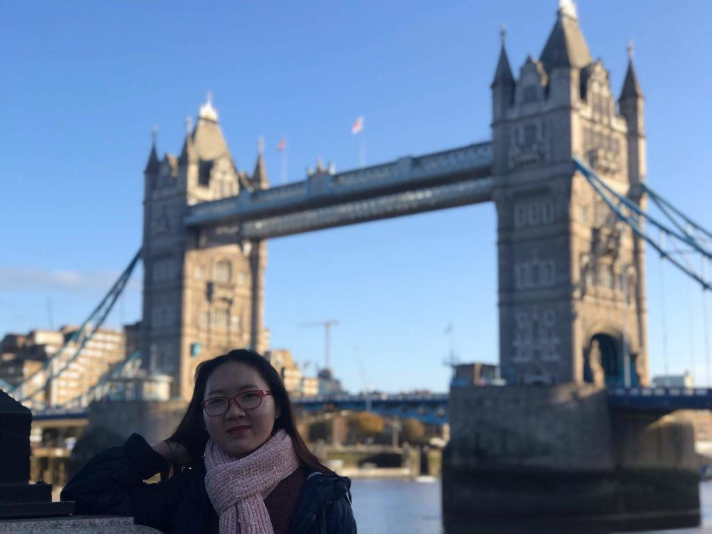 London trip – a must when you're at Edge Hill!