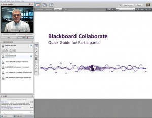 Blackboard Collaborate Overview