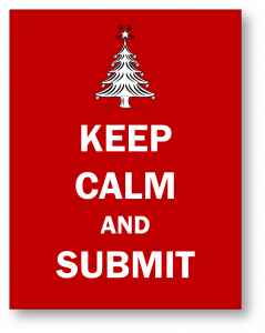 Keep Calm and Submit