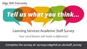 Academic Staff Survey