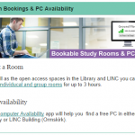 roombookings