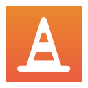 warning cone icon
