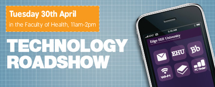 Technology Roadshow April