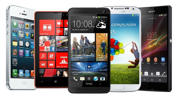The new smartphones to buy in 2013