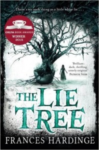 The Lie Tree - Costa 2015 Winner