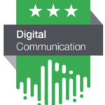 Digital Communication Badge