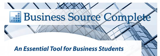 logo for Business Source Complete