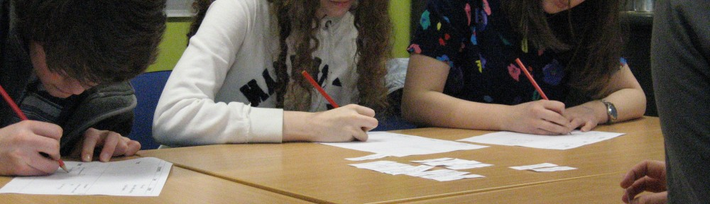 'Crime and Punishment' : Ribblesdale High School Gifted and Talented Study Day