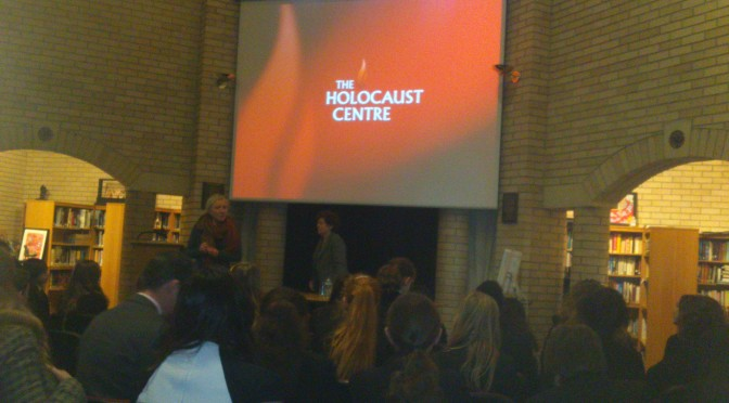 Year 2 Visit the National Holocaust Centre