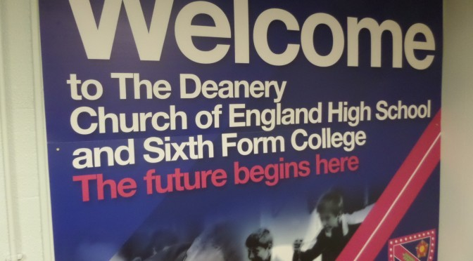 Deanery Day 2016
