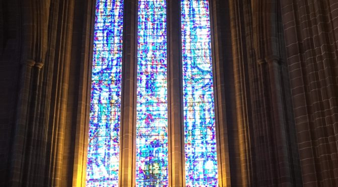 RE PGCE: Liverpool Anglican Cathedral visit