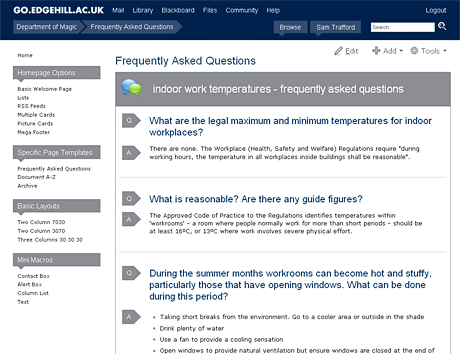 confluence design templates web services With confluence faq template