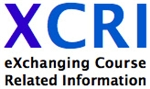 Xcri - eXchanging Course Related Information